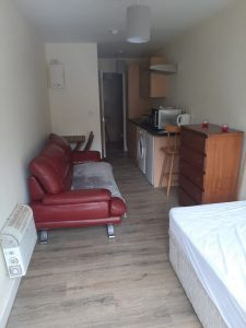 one bed apartment, Letterkenny